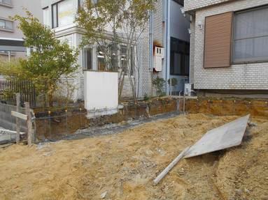 関徳本社の駐車場拡張工事のお知らせ